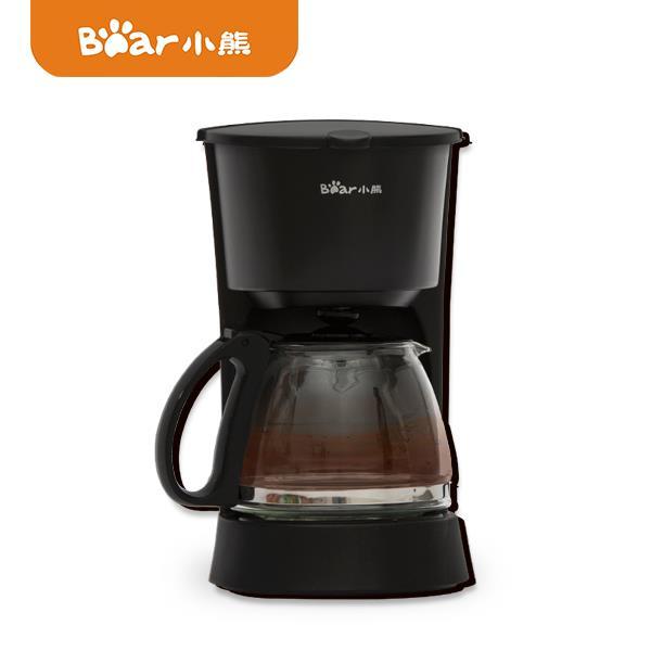小熊 KFJ-403煮咖啡机家用美式滴漏式全自动小型泡茶咖啡壶