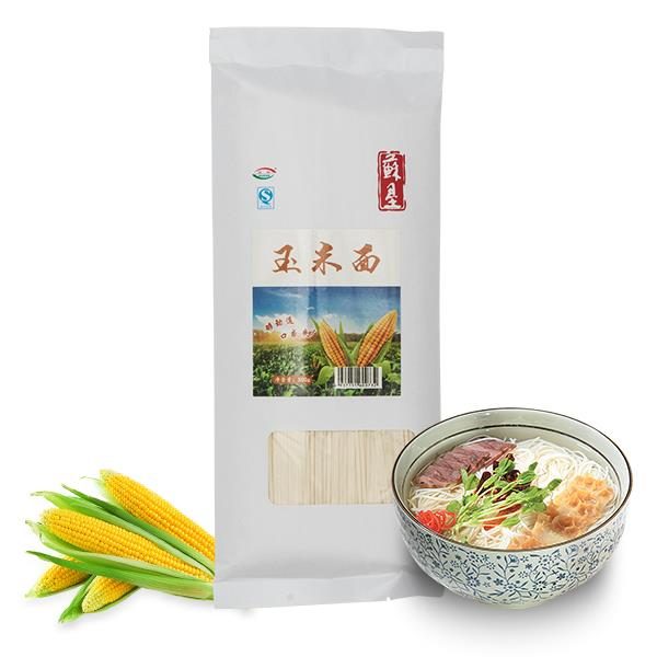 苏垦玉米面 面条挂面500g/袋 全程可追溯