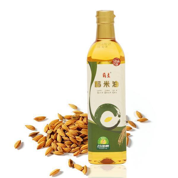 苏垦稻米油 1L装 富含谷维素 无添加