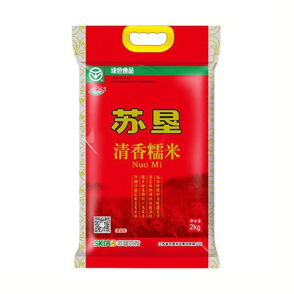 苏垦清香糯米 2kg装