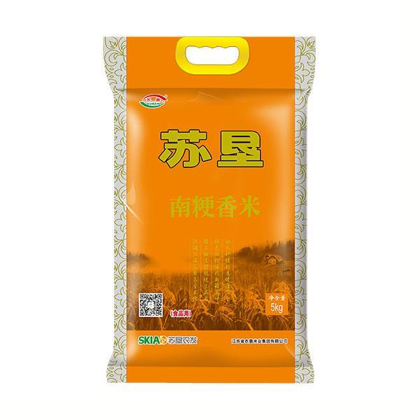 苏垦南粳香米 5kg袋装 无糖无添加