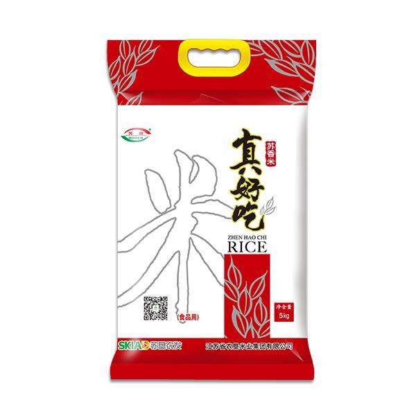 苏垦真好吃苏香米 白色5kg装 健康